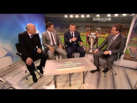 UEFA Champions League 2007/08 FINAL: Manchester Utd – Chelsea [Part 1]