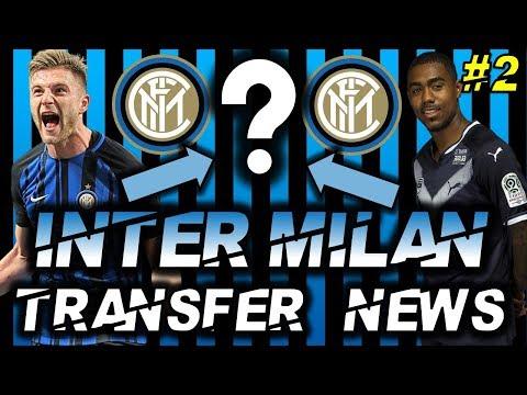 ⚽ LATEST INTER MILAN TRANSFER NEWS Summer 2018: #2: Skriniar, Perisic, Handanovic