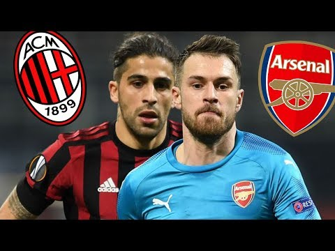 Arsenal v AC Milan preview Aaron Ramsey stresses importance of Europa League glory ● News Now ● #AFC