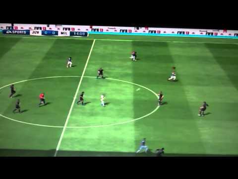 Fifa13 | Ac Milan Vs Juventas
