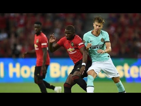 Manchester united vs inter Milan 1-0 Highlight and Goal   Internasional Champions cup 2019