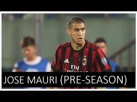 José Mauri (Pre-Season) AC Milan 2018