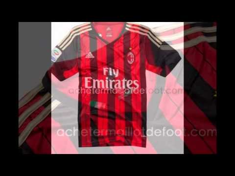 maillot de foot milan ac 2014-achetermaillotdefoot.com