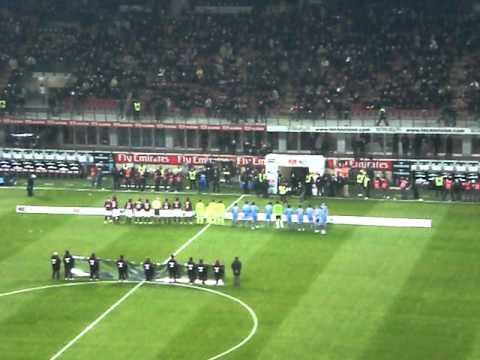 AC Milan – Udinese Calcio / 21.12.2008 (Einlauf)