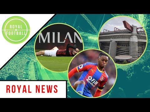 Wan Bissaka transfer ! San Siro drama ! AC Mailand EUL ban ! | Royal Football