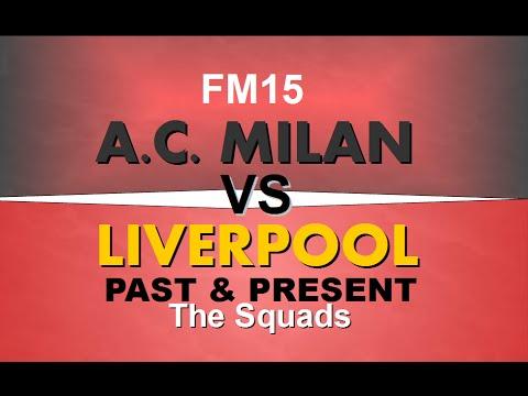 FM15 Replays: Champions League Final 2005 – Liverpool vs AC Milan #1