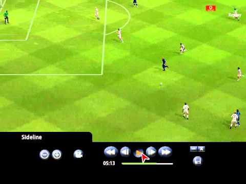 Fifa 2005 Arsenal ( My Team ) Vs. Milan 2.mp4
