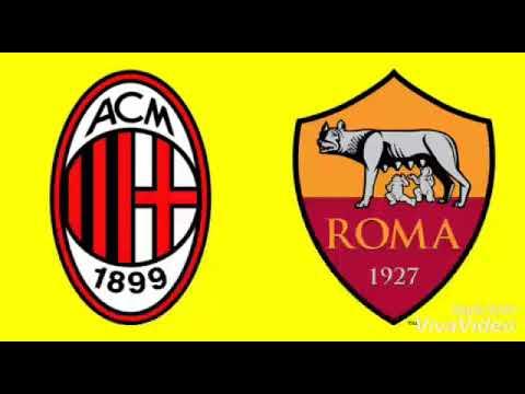 AC Milan VS AS Roma / Dream League Soccer 2019