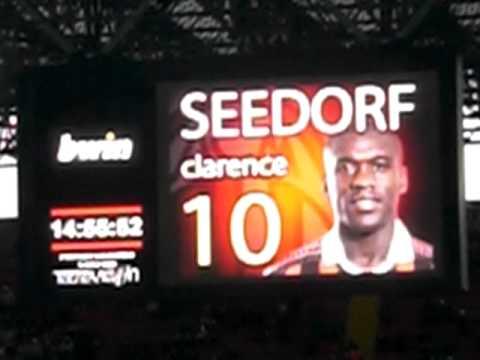 AC Milan – US Palermo / 13.12.2009 (Aufstellung Milan)