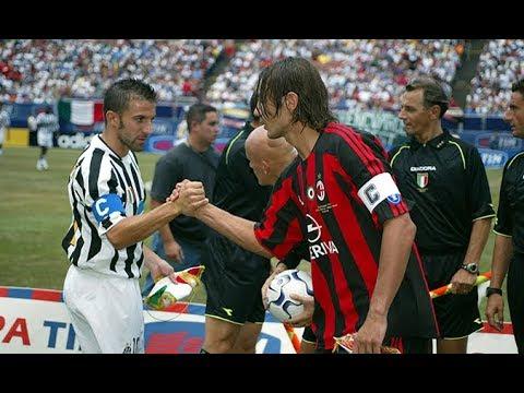AC Milan vs Juventus 2-1 – Serie A 2002/2003 – 2003.03.22 – Full HD 1080p 60fps