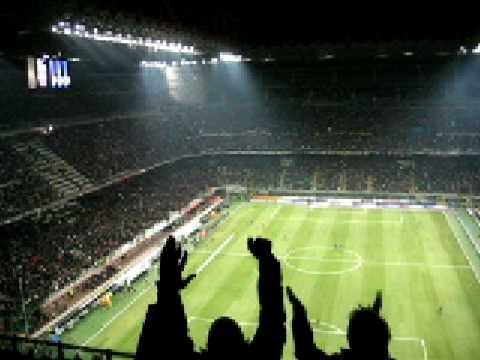 FC Internazionale Milano vs. AC Milan 2:1 – Squad of Inter