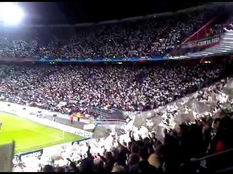 Champion's League – Ajax – AC Milan (28-9-2010) voor de wedstrijd…