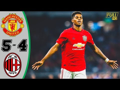 Man United vs AC Milan 2−2 (PEN 5-4) – All Gоals & Extеndеd Hіghlіghts – 2019