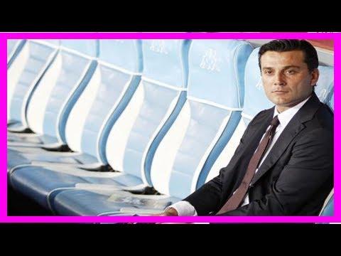 Breaking News | Montella expects 'ac milan improvement'