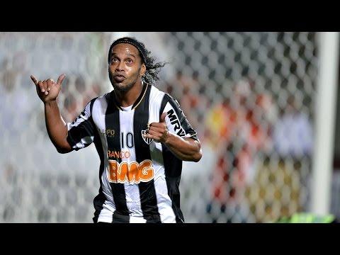 Ronaldinho vs The Strongest (H) 2013 HD 720p – Copa Libertadores 2013 – By PedroPaulo10i