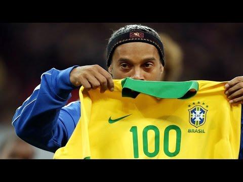 Ronaldinho vs Inglaterra (A) 2013 HD 720p – Amistoso Internacional 2013 – by PedroPaulo10i