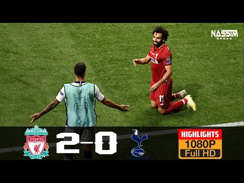 Liverpool 2-0 Tottenham | Final UCL 2019 | all goals and highlights- English commentary HD 1080p