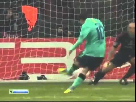 Milan Barcelona 2-3 All goals أهداف برشلونة 3-2 ميلان
