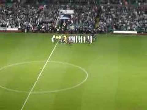 Celtic V AC Milan 3/10/2007