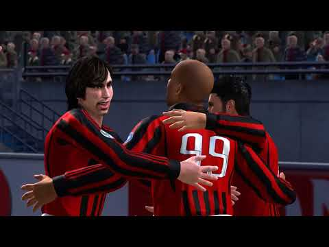 Pro Evolution Soccer 2008 – AC Milan vs Merseyside Red
