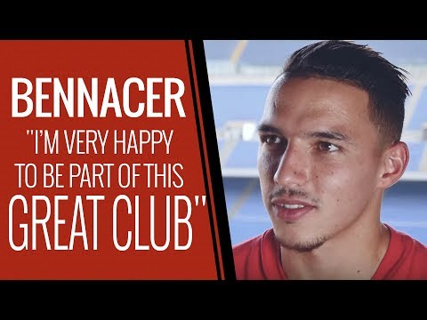 Ismaël Bennacer Interview