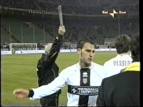 Serie A 2005/2006: AC Milan vs Parma 4-3 – 2006.01.08 – IT