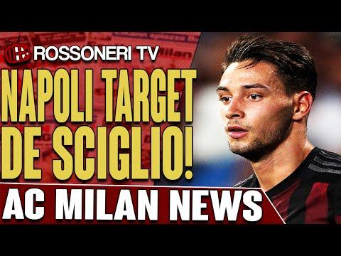 Napoli Target De Sciglio! | AC Milan News | Rossoneri TV