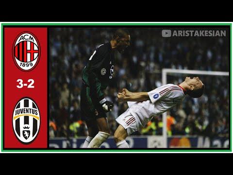 AC Milan v Juventus: 0-0 (p: 3-2) #UCL 2003 FINAL FLASHBACK (English Commentary) – HD