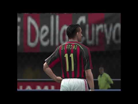 LAWAN SQUAD AC MILAN TAHUN 2007! | #MainPES PES 6 (2006) Master League B. Indonesia  – PART 14