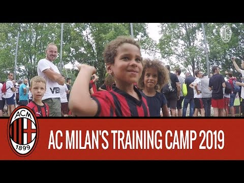 AC Milan's Training Camp 2019 – The Best Moments at Milanello