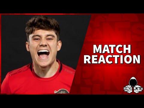 Manchester United 2-2 AC Milan | Match Reaction