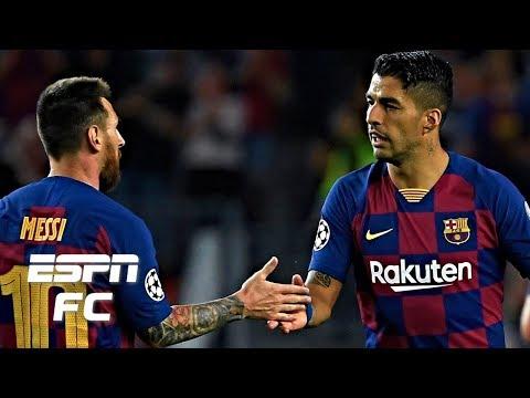 Barcelona vs. Inter Milan analysis: Suarez & Messi ease pressure on Valverde | UEFA Champions League