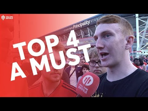 TOP 4 FOOTBALL REQUIRED! MAN UTD 2-2 AC MILAN Fan Cams