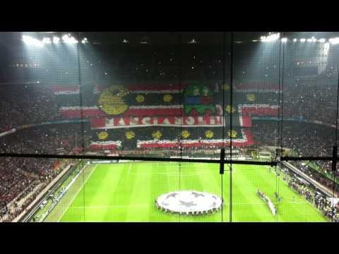 AC Milan – FC Barcelona 28.03.2012