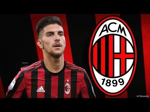 Lorenzo Pellegrini – AC Milan Transfer Target 2018-19 || Goals, Skills, Assists | HD