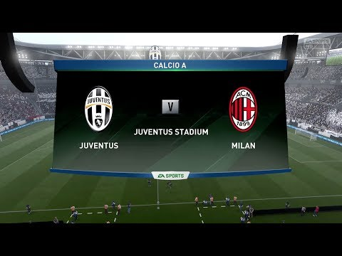 FIFA 17| AC MILAN VS JUVENTUS NEW TRANSFERS