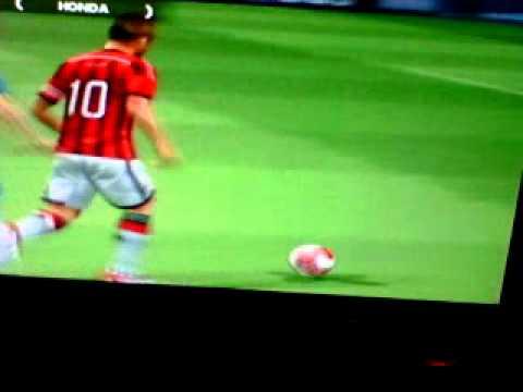 torres 2 gol ac milan vs chelsea 2014