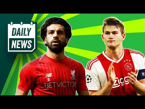 PSG get SMASHED 5-1, De Ligt transfer update + latest transfer news! ► Onefootball Daily News