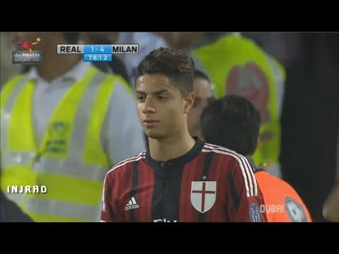 Hachim Mastour vs Real Madrid • 30/12/14 [HD]