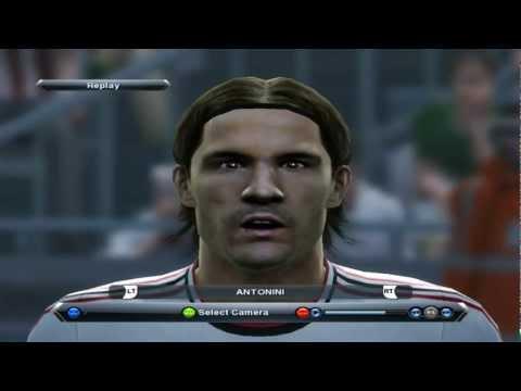 PES 2013 – AC Milan Faces