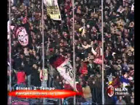 2003/04 Serie A – EMP vs ACM – Kaka Goal