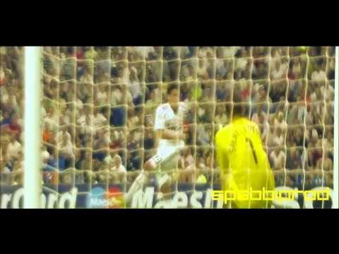 Mesut Özil Real Madrid 2010/2011 HD