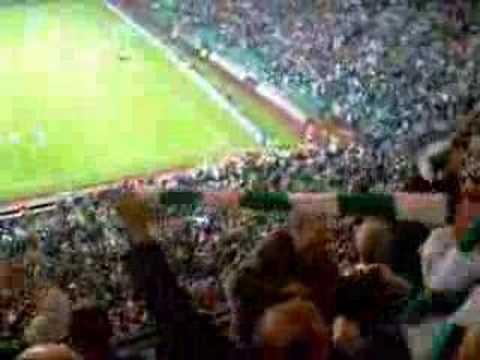 2007: Celtic Glasgow – AC Milan 2:1, 90' Scott McDonald.