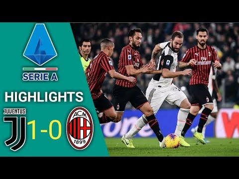 Juventus vs AC Milan 1-0 – All Goals & Extended Highlights RÉSUMÉ & GOLES HD (FIFA 19)