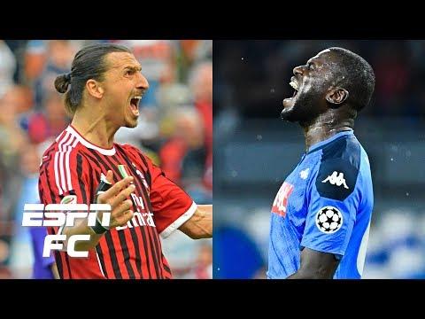 Zlatan Ibrahimovic back to AC Milan? Kalidou Koulibaly off to Real Madrid? | Transfer Rater