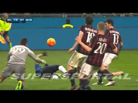 Milan vs Inter 3-0 Komenti : Dritan Shakohoxha