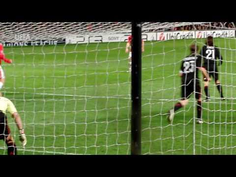 Man UTD vS Milan – 4-0 ( 3rd Goal By J.S Park )