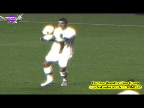 Cristiano Ronaldo Amazing Hand Skill | Vkontakte Group Promo | By Inferno131