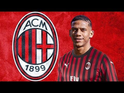 Jean-Clair Todibo ● Welcome to AC Milan ● 2019/20 ⚫️🔴