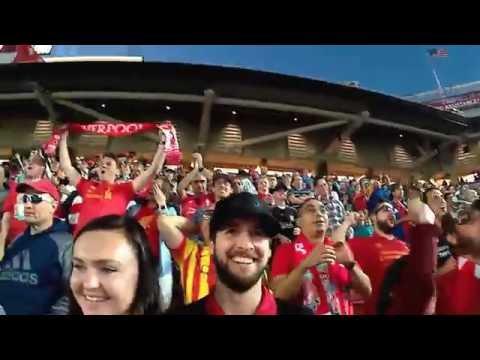 Liverpool goal vs. AC Milan